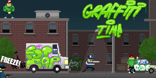 graffiti time