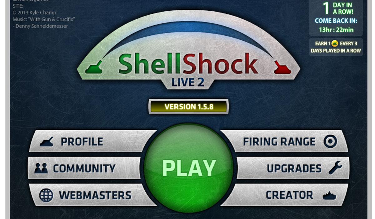 Shellshock Live 2 Free Online Game On Silvergames Com