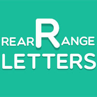 Rearrange Letters - Mobile Game for iPad, iPhone, Tablet