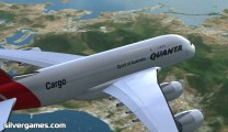 airplane simulator airbus 380