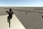 bicycle simulator gameplay