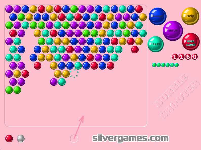 Bubble shooting online free games