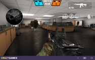 bullet force crazy games