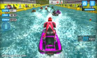 jet ski simulator gameplay