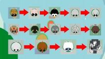 mopeio all arctic animals