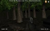 slender man forest