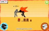 stickman fighter fighting