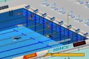 swimming pro underwater